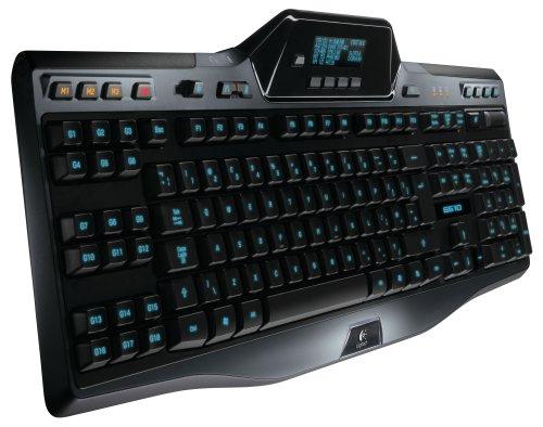 Logitech G510 Gaming Tastatur schnurgebunden (deutsches Tastaturlayout, QWERTZ)