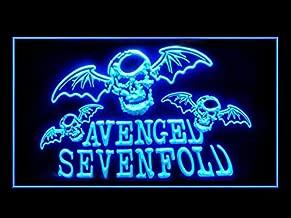 Avenged Sevenfold Bar Pub Led Light Sign