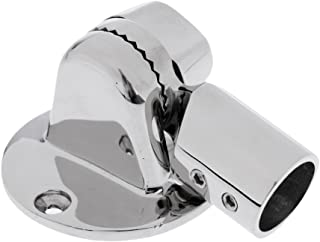 Glomex RA119 Reinforced Nylon Standoff Bracket for Rail and Bulkhead Mounting