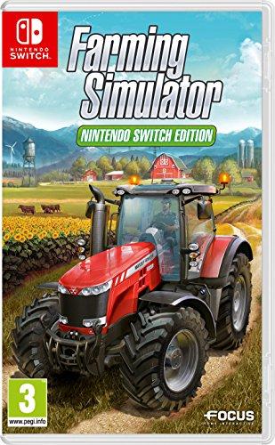 Farming Simulator (Nintendo Switch) [UK IMPORT]