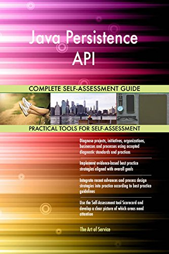 Java Persistence API All-Inclusive Self-Assessment - More than 680 Success Criteria, Instant Visual Insights, Comprehensive Spreadsheet Dashboard, Auto-Prioritized for Quick Results