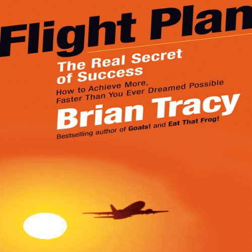 Flight Plan audiobook cover art
