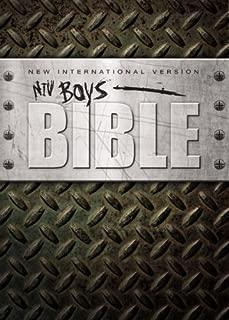 NIV, Boys Bible, eBook
