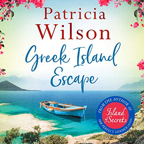 Greek Island Escape cover art
