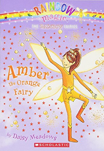 Amber the Orange Fairy (Rainbow Magic)の詳細を見る