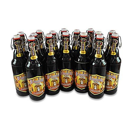 Alt-Sumbarcher Dunkel (16 Flaschen à 0,5 l / 5,2% vol.)