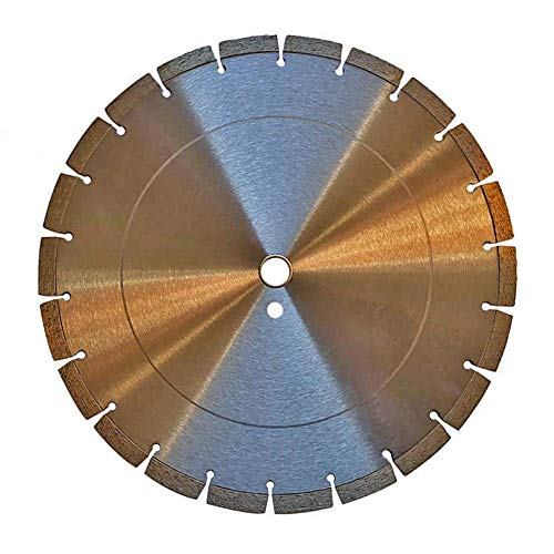 14' Segmented Diamond Saw Blade for Concrete Brick Block and Masonry 12mm Segment Height