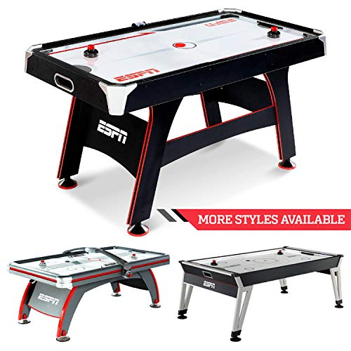 ESPN 5 Ft Air Hockey Game Table