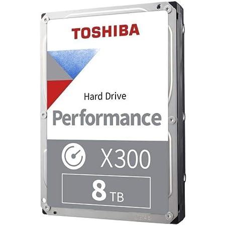 Toshiba Hdwr11axzsta X300 10tb Performance Gaming Computer Zubehör
