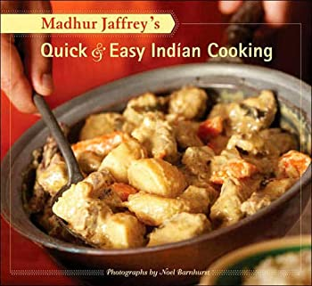 Paperback Madhur Jaffrey's Quick & Easy Indian Cooking Book