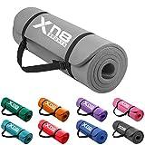 XN8 Padded Exercise Yoga Mat-NBR 15mm...