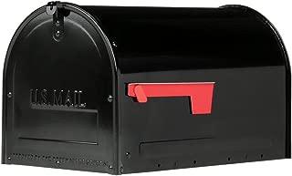 Gibraltar Mailboxes MLM16KB1 Marshall Locking Mailbox, Large, Black