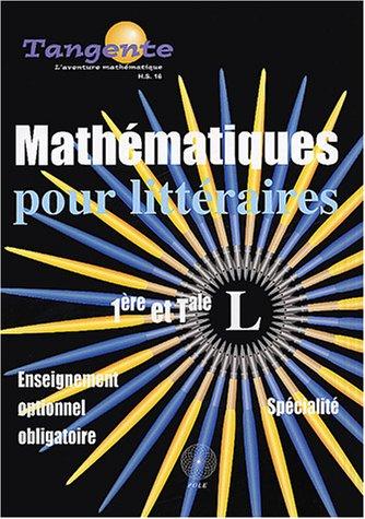 Math pour litteraires première & term l spe.