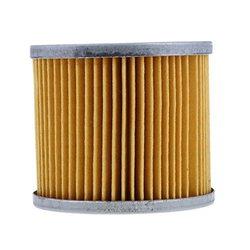 IPOTCH 1 Stück Motorrad Ölfilter Gelb Farbe Für Suzuki GS 250 300 400 450 500 550 650 700 750