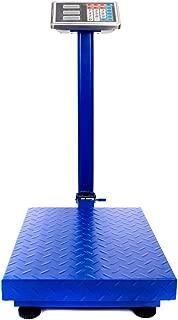 300KG/661lb LCD Digital Personal Floor Postal Platform Scale