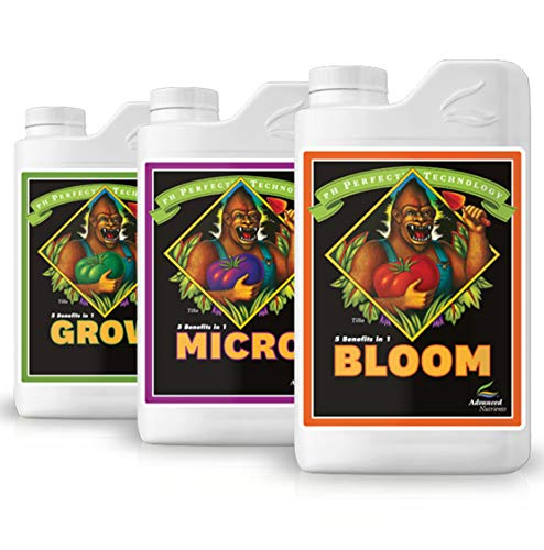 Advanced Nutrients PH Perfect Grow + Micro + Bloom Set 3 x 1-Liter