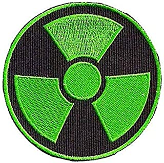 Marvel Avenger Incredible Hulk Gamma Radiation Military Hook Loop Tactics Morale Embroidered Patch