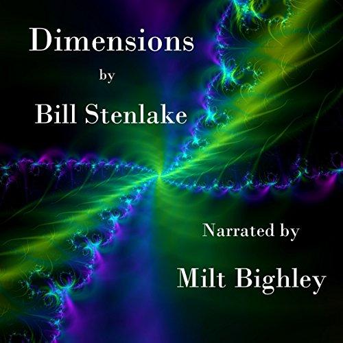Dimensions audiobook cover art