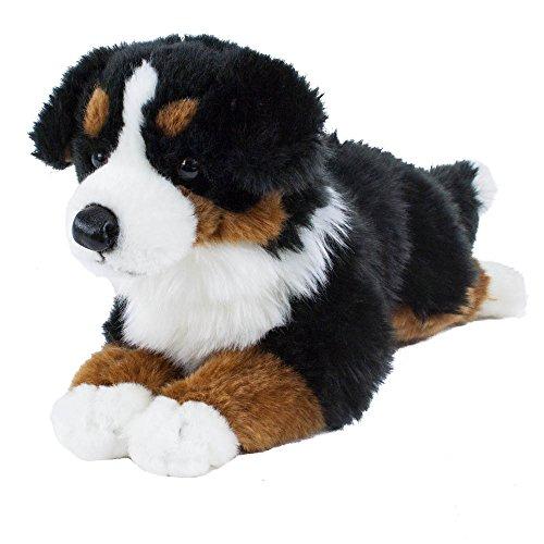 Plüschtier Berner Sennenhund - liegend - 38 cm