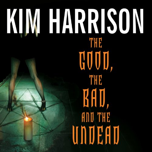 The Good, the Bad, and the Undead audiobook cover art