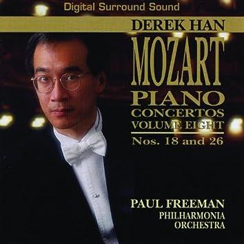 The Complete Mozart Piano Concertos, Vol. Eight