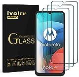 ivoler 3X Panzerglas Schutzfolie für Nokia G10 / G20 /