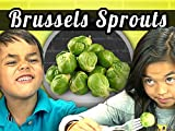 Kids Vs. Brussel Sprouts