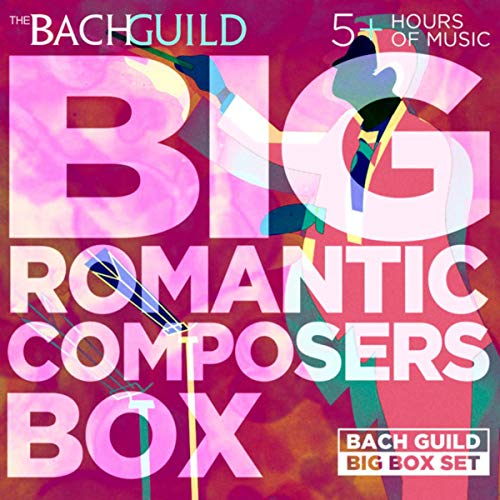 Big Romantic Composers Box