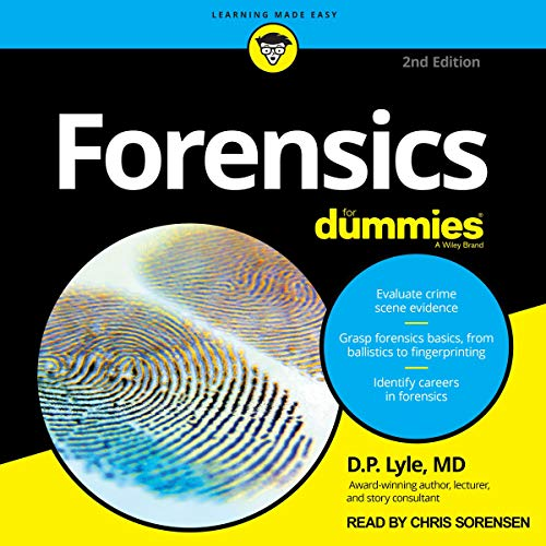 Forensics for Dummies (2nd Edition) cover art