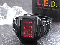 L.E.D デジタル 腕時計 L69-098RD-BPU 並行輸入品