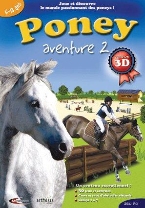 Poney Aventure 2 Version 3D
