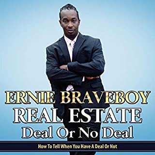 Real Estate Deal or No Deal audiobook cover art