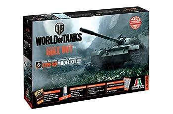 Italeri 36508 World of Tanks WoT Chinese Type 59 Tank Plastic Model Kit with WoT Bonus Code 1 35 Scale