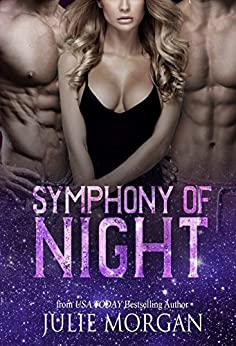 Symphony of Night: a Chronicles of the Fallen story (The Symphony Series Book 1) by [Julie Morgan]