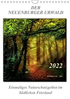 Der Neuenburger Urwald (Wandkalender 2022 DIN A4 hoch): Peter Roder mit faszinierenden Bildern aus dem Naturschutzgebiet Neuenburger Urwald im Suedlichen Friesland (Planer, 14 Seiten )