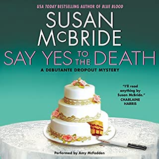Say Yes to the Death audiobook cover art
