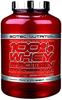 Scitec Nutrition 100% Whey Protein Professional 2350g Chocolate Hazelnut Top-energy24 Special offert by Scitec Nutrition