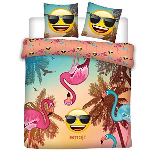 Aymax Funda nórdica Emoji 240 x 220 cm
