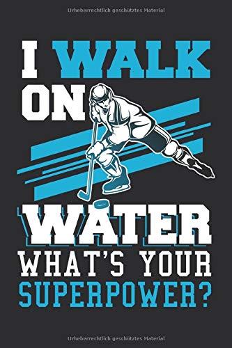 Eishockey Notizbuch: Ein perfektes Geschenk für Eishockey Spieler und Fans