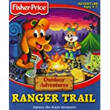 Fisher-Price Outdoor Adventures Ranger Trail (輸入版)
