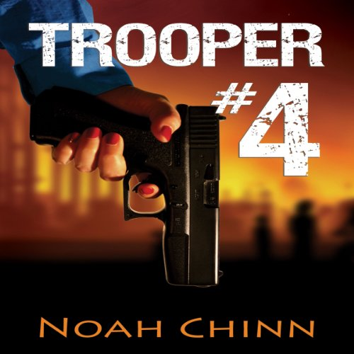 Trooper #4 audiobook cover art