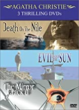 Agatha Christie Mysteries: (Death on the Nile / Evil Under the Sun / The Mirror Crack'd)
