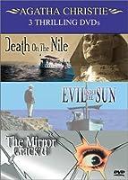 Agatha Christie Mysteries (Death on the Nile / Evil Under the Sun / The Mirror Crack'd)