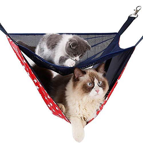 Chausson Hond Beddengoed Kat Hangmat Huisdier Kat Opknoping Bed Kooi voor Indoor Katten Chinchilla s Ratten Cavia Andere Kleine dieren Houden zachte