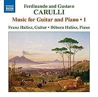 Music for Gtr & Pno Vol. 1