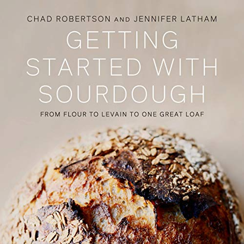 Getting Started with Sourdough cover art