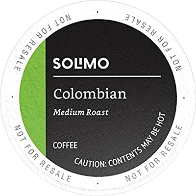 Solimo Coffee Pods Medium Roast Variety