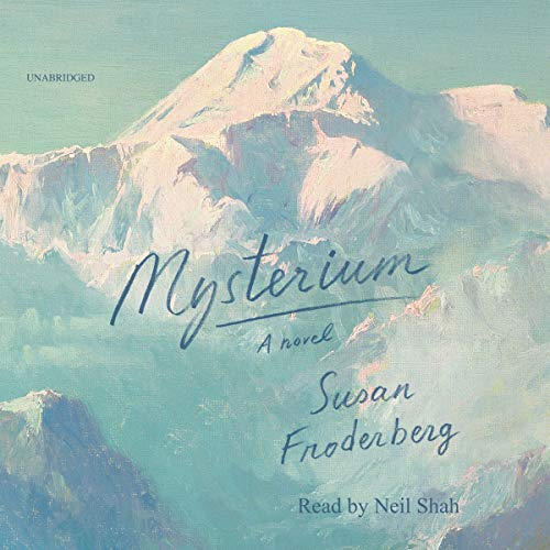 Mysterium     A Novel              By:                                                                                                                                 Susan Froderberg                               Narrated by:                                                                                                                                 Neil Shah                      Length: 9 hrs and 5 mins     Not rated yet     Overall 0.0