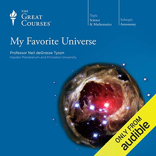 Couverture de My Favorite Universe