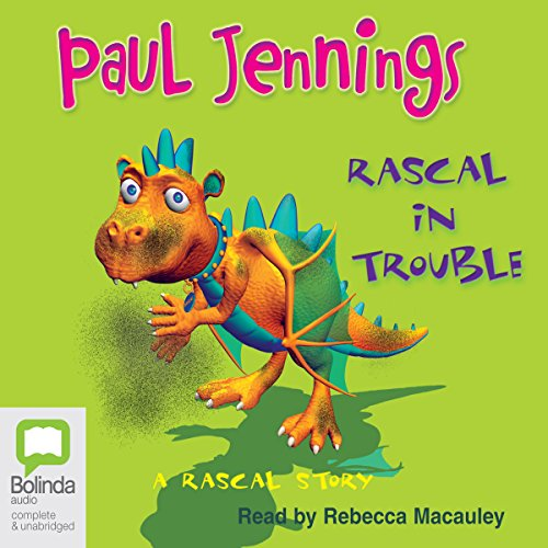 Rascal In Trouble audiobook cover art
